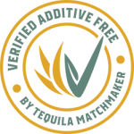Verified Additive Free by Tequila Matchmaker